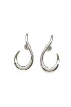 SK 328s  Handmade silver earrings