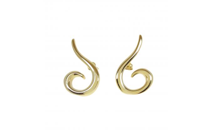 SK 336g  Handmade Silver earrings