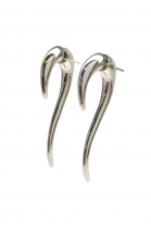 SK 337s Handmade silver earrings