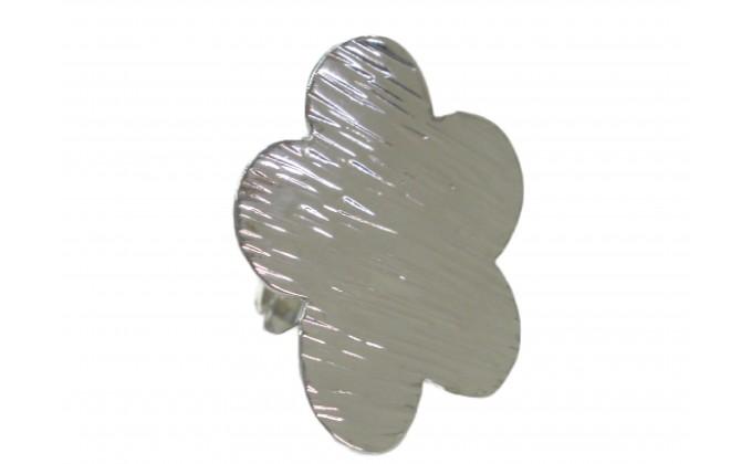 D 25 Handmade silver ring