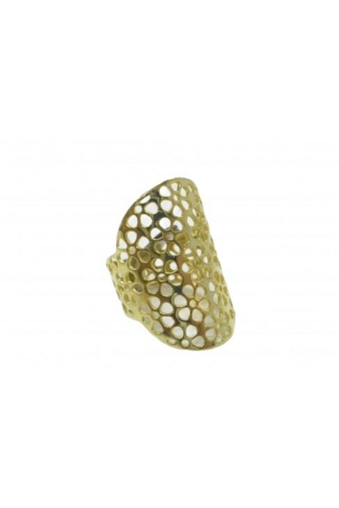 D 49  Handmade silver ring